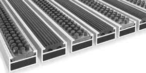 aluminium matten
